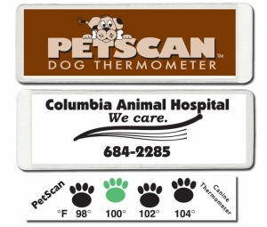 PetScan Dog Thermometer